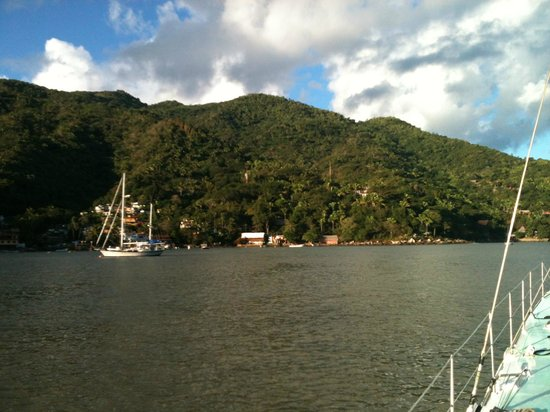 Humu Humu Day Charters:                   Sunrise near Yelapa