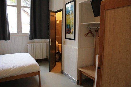 Le Poseidon : Guest room