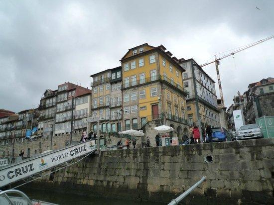 Pestana Vintage Porto:                   外観