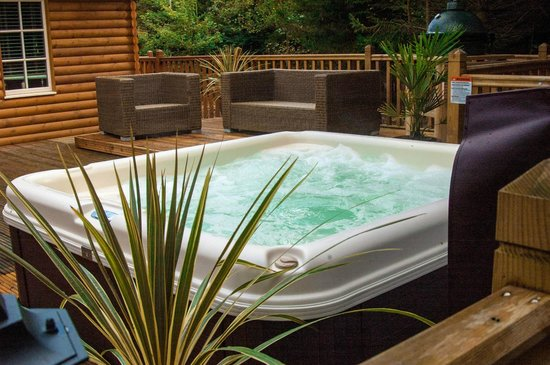 Hotel Room With Private Hot Tub Cheshire