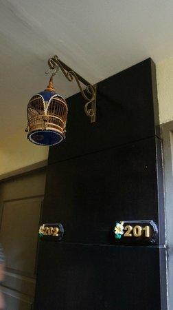 Baan Pulaoon:                   Nice decoration