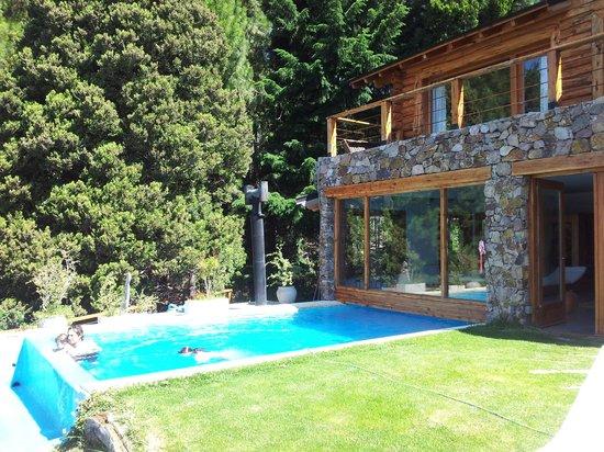 Patagonia Vista:                   Spa y Pileta