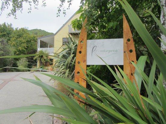 The Resurgence : The main lodge