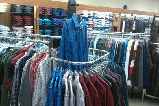 Amundsons Clothing:                   From mens small to 4XLT - they have something to fit!