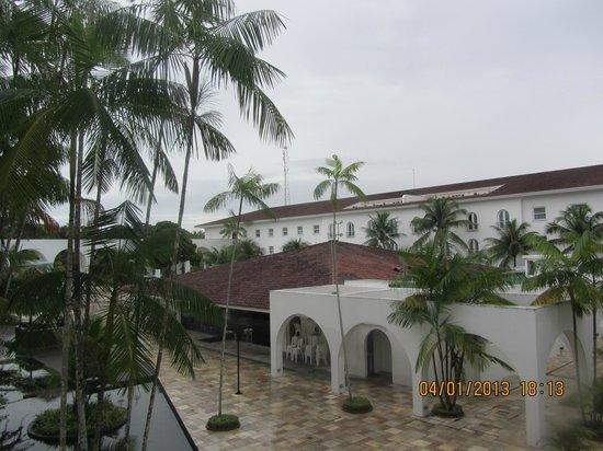 Tropical Manaus Ecoresort: Innenhof