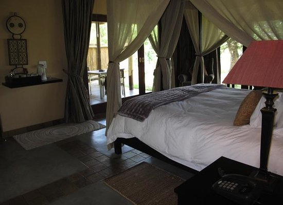 Inyati Game Lodge: Zimmer 5