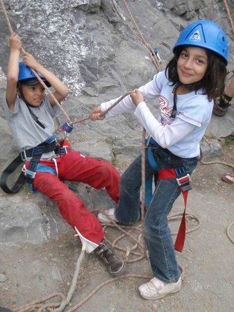 Vertical Aventure : Initiation Escalade en Rhône Alpes