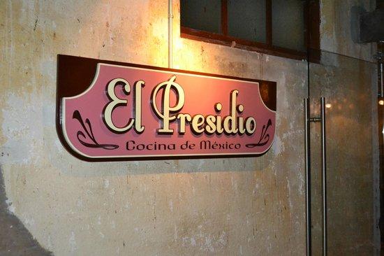El Presidio Cocina de México