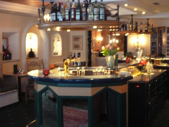 Hotel Erzberg: Bar an lounge
