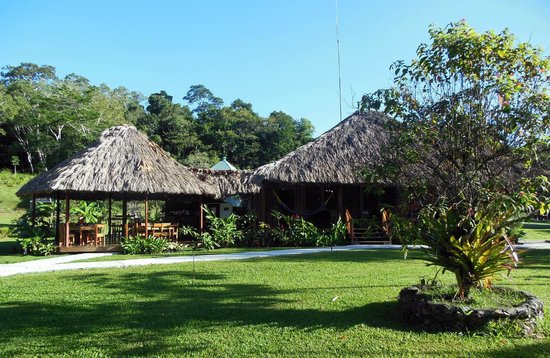 La Milpa Field Station: Restaurant and Bar