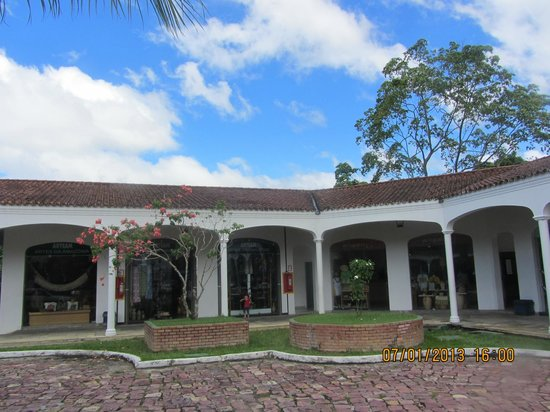 Tropical Manaus Ecoresort: Shopping-Arcade