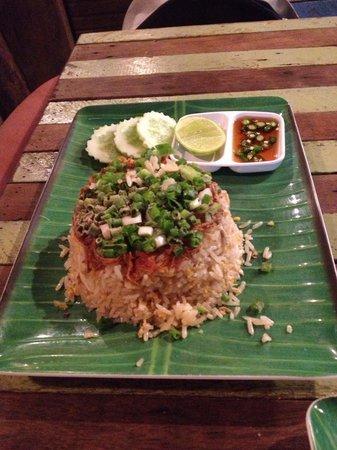 Phad Thai Rock n Roll:                                     Great fried rice
