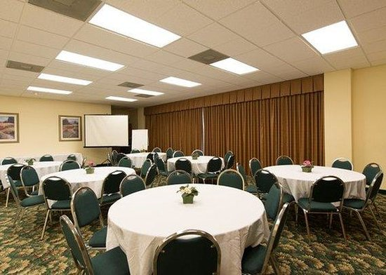 Quality Inn Downtown Convention Center: Meeting Room