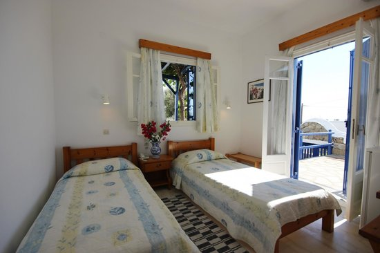 Ξενοδοχείο Spanelis: Sea view room
