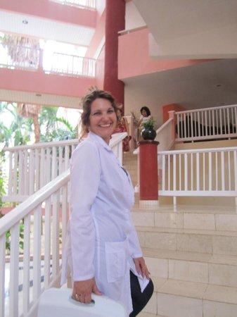 LABRANDA Varadero Resort:                                     Ramona the Nurse was fantastic