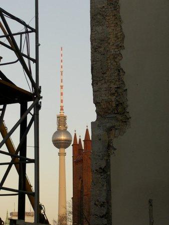 A Berlino Con Luca:                   continuo divenire
