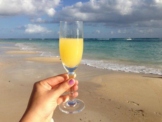 ClubHotel Riu Ocho Rios:                                     morning bellini