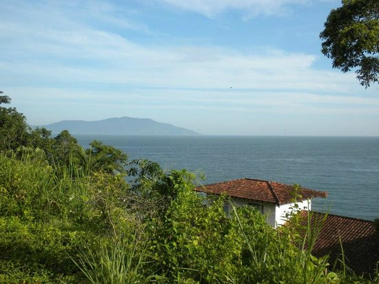 Club Med Rio Das Pedras:                                     View from the top of the hill