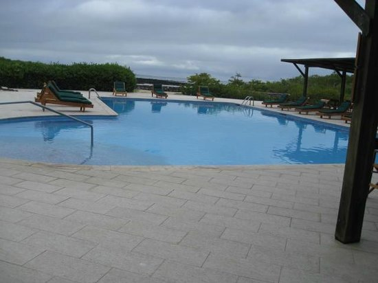 Finch Bay Eco Hotel:                   Pool
