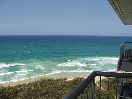 Narrowneck Court:                   Vista do apartamento