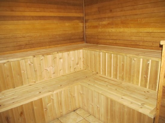BEST WESTERN Ptarmigan Lodge: sauna