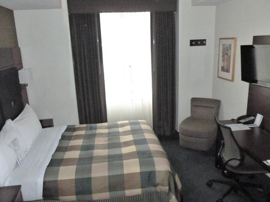 Club Quarters Hotel in Washington, D.C.: CQ Room pic 1