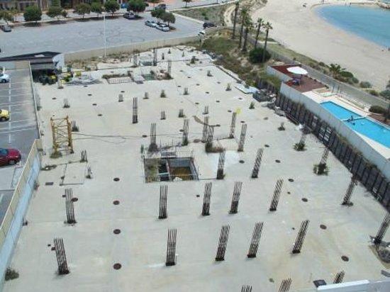 Seashells Mandurah : Travaux d'extension...