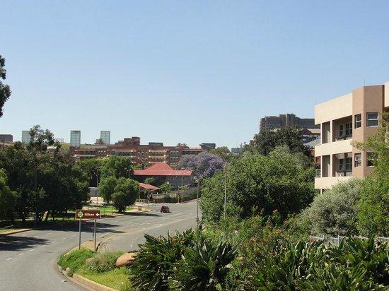 Protea Hotel by Marriott Johannesburg Wanderers:                   Vista do quarto
