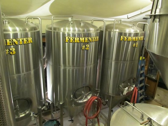 Dillon Dam Brewery: beer brewery