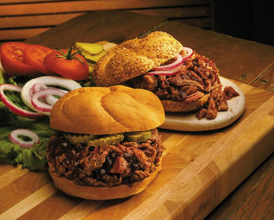 Goodwood Barbecue Co : Barbecue Sandwiches