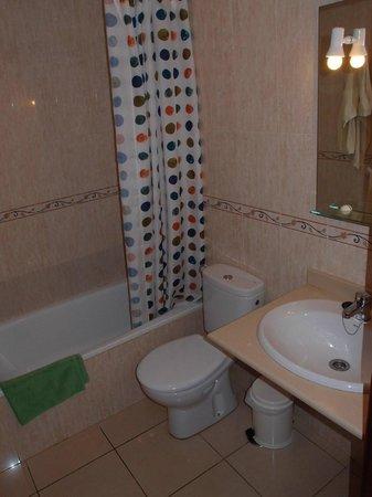 Evita Beach Aptos y Suites Exclusivas: 1 HAB. BAÑO
