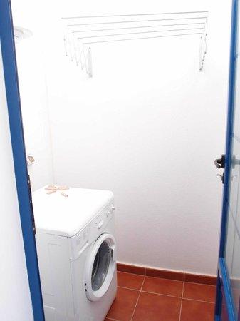 Evita Beach Aptos y Suites Exclusivas: 2 hab. lavadora!