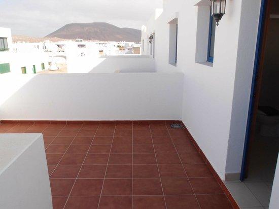 Evita Beach Aptos y Suites Exclusivas: 2 HAB. TERRAZA TRASERA