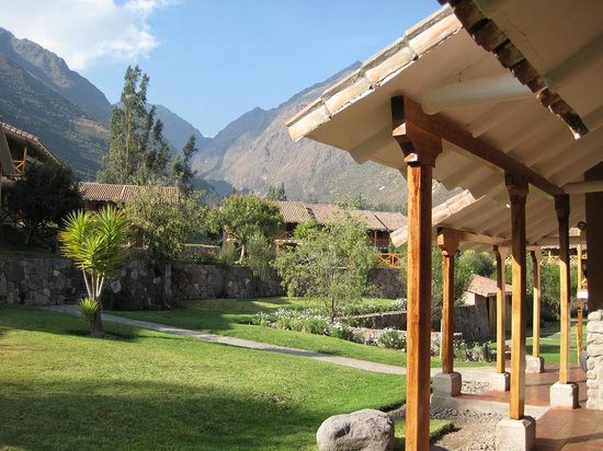 Casa Andina Premium Valle Sagrado: Hotel property/rooms