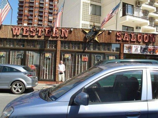 Western Saloon Picture Of Hotel Ambassador Playa I Ii Benidorm