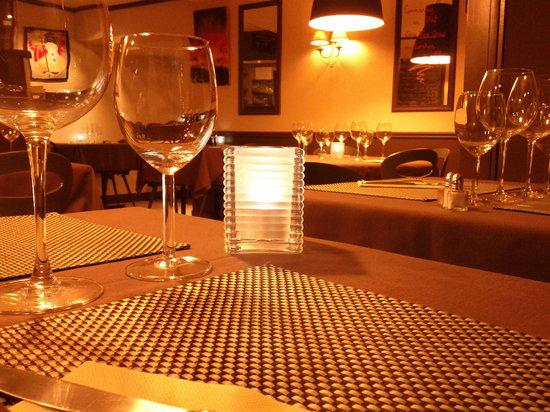 L'Alchimie Restaurant: Bienvenue au Restaurant L'Alchimie