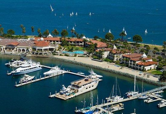 كونا كاي ريزوت آند سبا إيه نوبل هاوس ريزورت: Kona Kai Resort, Spa, and Marina.