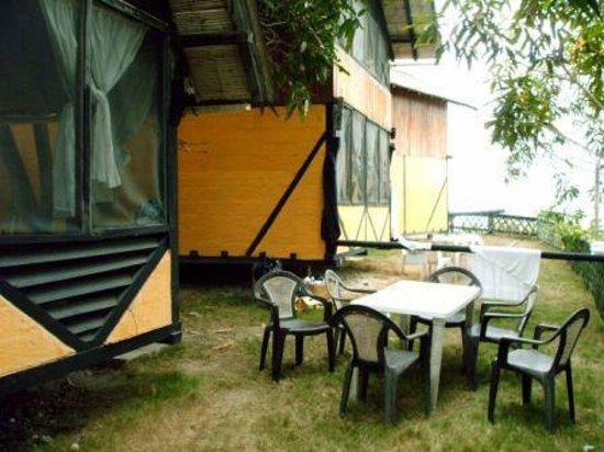 El Acantilado Beach Hotel: Cabaña