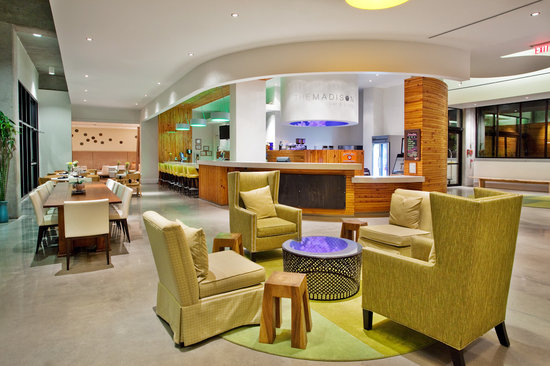 Hotel Indigo Athens-University area: Main Lobby
