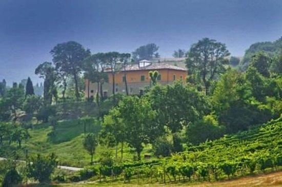 Camerino, Italy: Relais villa Fornari