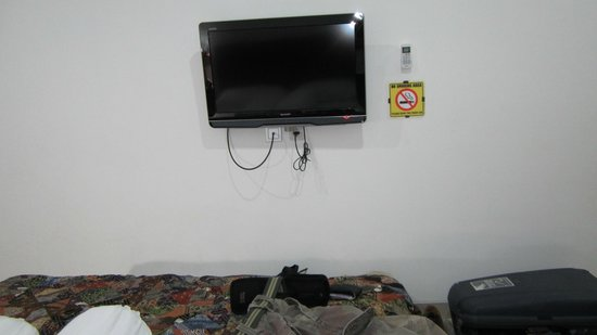 Andelis Homestay:                   Big LCD-TV