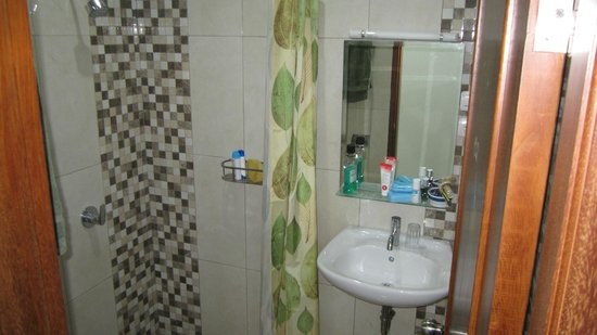 Andelis Homestay:                   Shower place