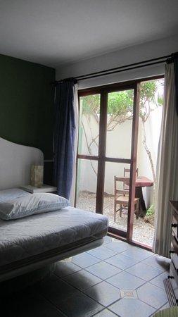 Hotel Quinto Sol:                   Habitaciones limpias y cómodas