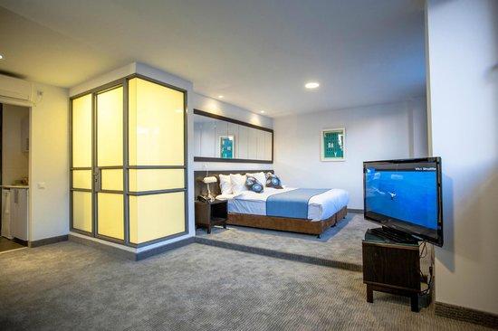Embassy Hotel Tel Aviv: Suite