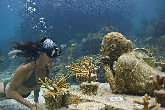 Musa Museo Subacuatico de Arte:                   Excelente posatal