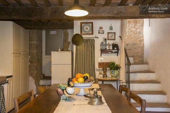 B&B La Colombella: Cucina