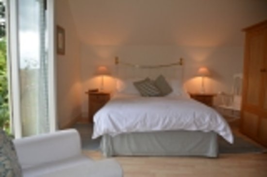 Old Quarry Cottage B&B: Coach House suite