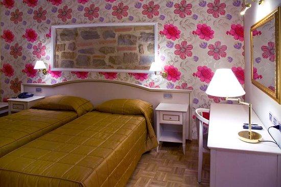 Relais Villa Fornari Hotel Ristorante: camera standard