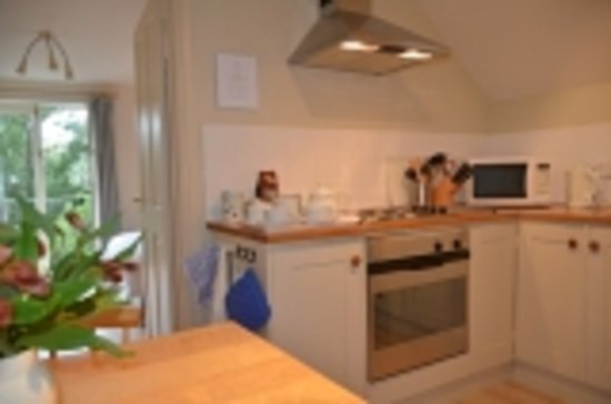 Old Quarry Cottage B&B: Coach House suite - Kitchen
