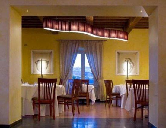 Relais Villa Fornari Hotel Ristorante: ristorante villa fornari